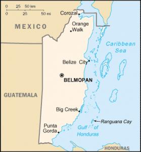 Belize_map