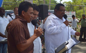 Border prayer meetingS