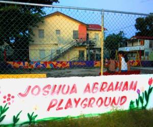 Playground on North Front St. SBC Dsm