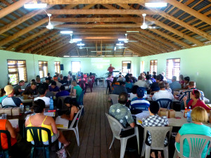 Christian conferences like the Potter's Institute contribute greatly to the well-being of Belize.