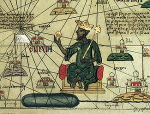Mali Empire's Mansa Musa I of the Mali Empire