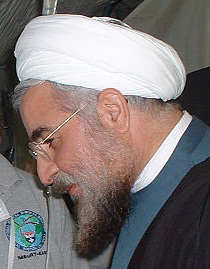 Rouhani charm offensive