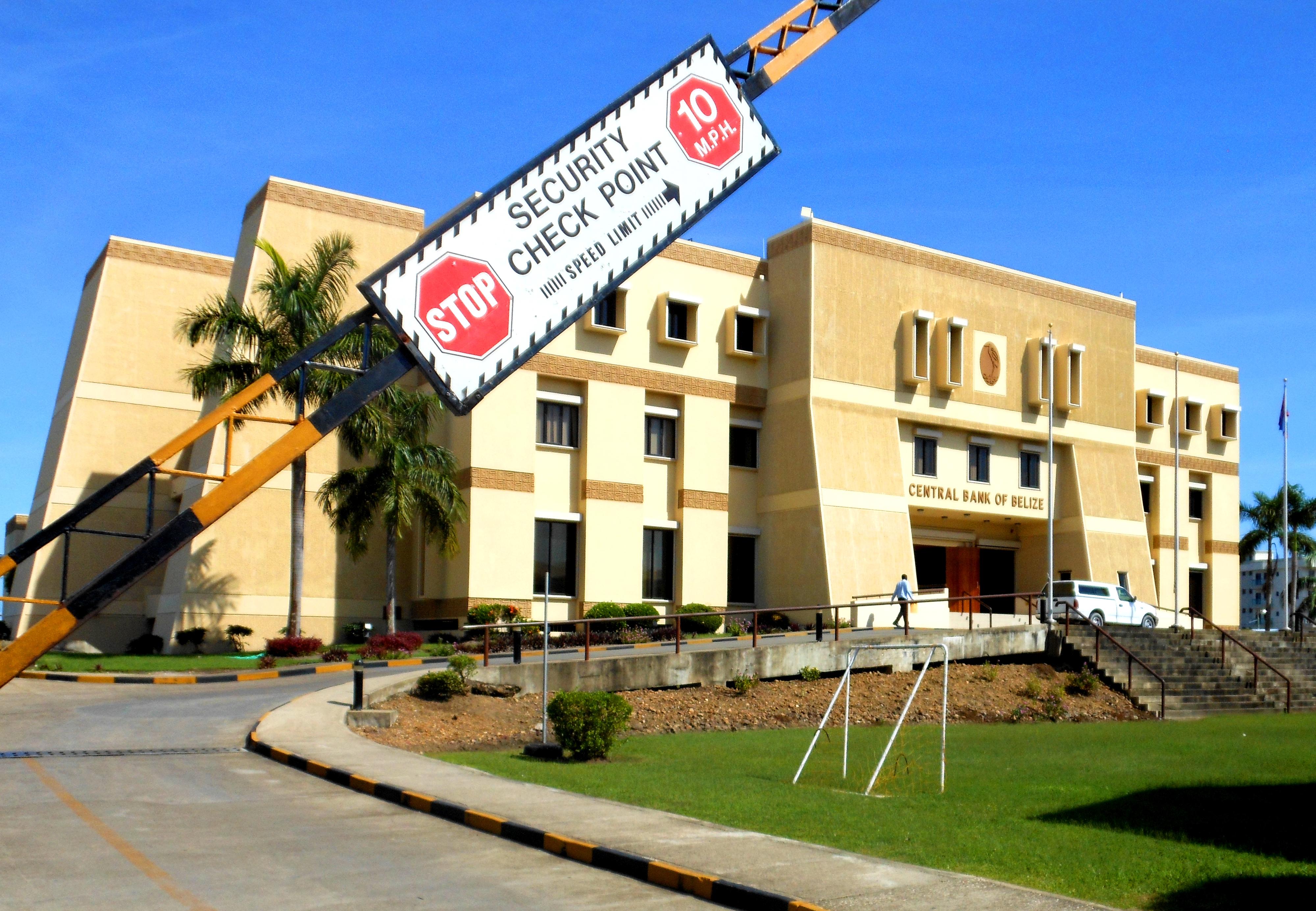 Belize Corruption S Central Bank