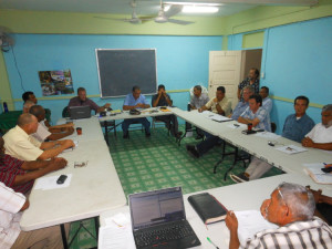 Belize church leaders