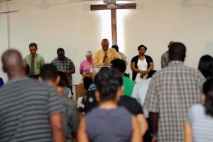 Global Day of Prayer 2015