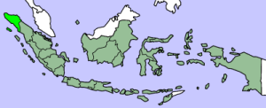 Aceh region