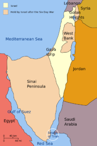 Holy Land division