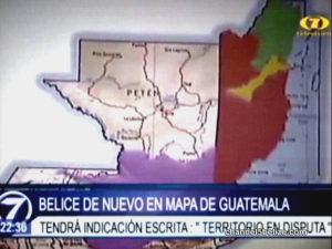 new Guatemala map