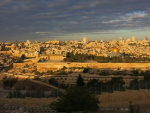 Nations rage at capital Jerusalem