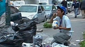 hungry Venezuelans